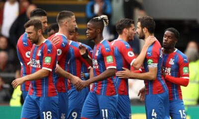 Crystal Palace 2 - 0 Norwich City