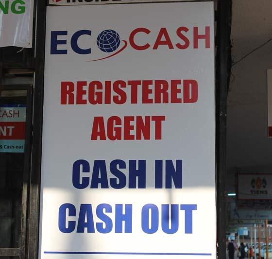 RBZ Bans ecocash cash in and cash out