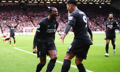 Sheffield United 0 - 1 Liverpool